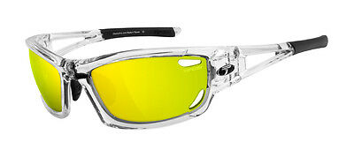 Tifosi Dolomite 2.0 Pro Sunglasses Crystal Clear With Clarion - golf sunglasses