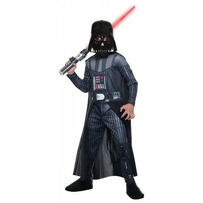 Darth Vader Costume Star Wars Halloween Fancy Dress