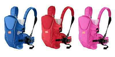BabyWay 3 in 1 Baby Carrier CARRY ME PADDED THREE WAY ADJUSTABLE