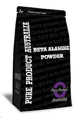 1KG PHARMACEUTICAL GRADE PURE BETA ALANINE Powder High Grade