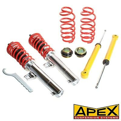 VW Passat 3C - Apex Performance Height Adjustable Sport Coilover Suspension Kit