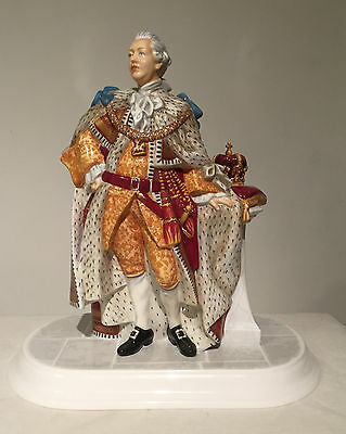 Royal Doulton Figurine King George III HN5746 5746 BNIB