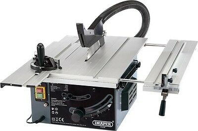 Draper 82571 250Mm 1800W 230V Sliding Table Saw