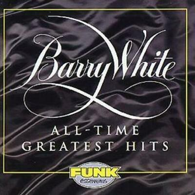 Barry White : All-time Greatest Hits CD (1994) ***NEW***