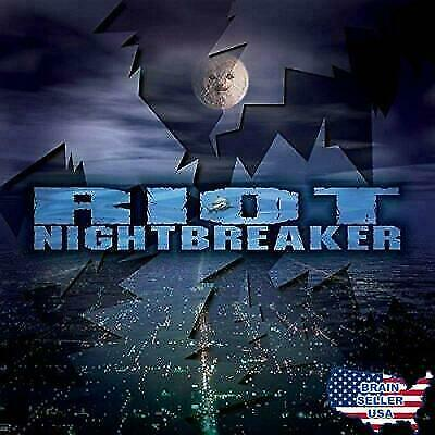 Riot - Night Breaker New Cd