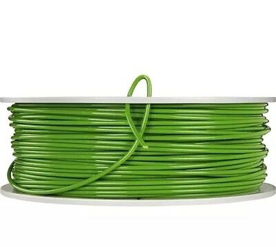 Verbatim PLA 3D Filament 3mm 1kg Reel - Green - TAA Compliant B1