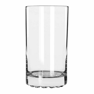 12x Beverage Glass 333mL Libbey Nob Hill Tumbler Bar Cocktail Mixed Drink