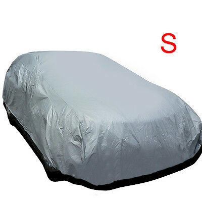 Small Size S Full Car Cover Uv Protection Waterproof Breathable Light Material