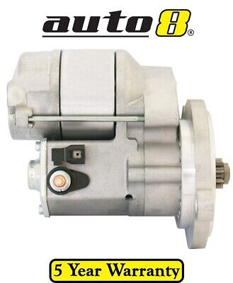 Heavy Duty Rotatable Housing Starter Motor suits Ford 302 351 Cleveland Auto