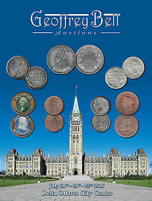 Geoffrey Bell Auctions 2016 RCNA Auction Catalog - Dairy Token Collections