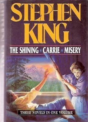 The Shining, Carrie and Misery Omnibus By Stephen King
