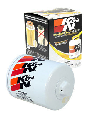HP-2003 K&N OIL FILTER; AUTOMOTIVE (KN Automotive Oil Filters)