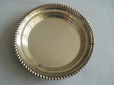 "Birks Sterling Dish Gardoon Edge 5.5"" 83.5 Grams"