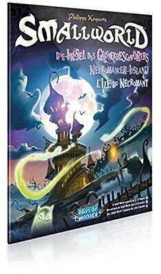 Small World Board Game - Necromancer Island Expansion