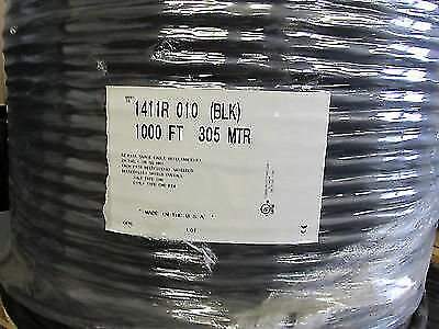 "NEW Belden 1411R Snake Audio Cable Conductors 24 AWG Wire 12 Pairs 1000"" feet"