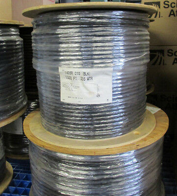 "NEW BELDEN 1409R 24AWG 6 pair Shielded Audio Snake Cable Spool 1000"" feet"