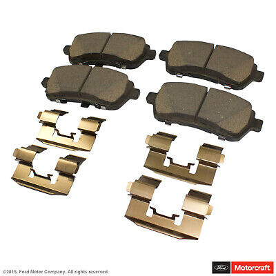 Disc Brake Pad Set Front MOTORCRAFT BR-1653-A fits 2013 Ford Fusion