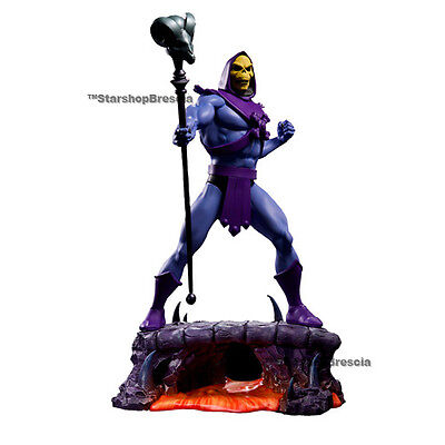 MASTERS OF THE UNIVERSE - Skeletor 1/4 Polystone Statue Pop Culture Shock