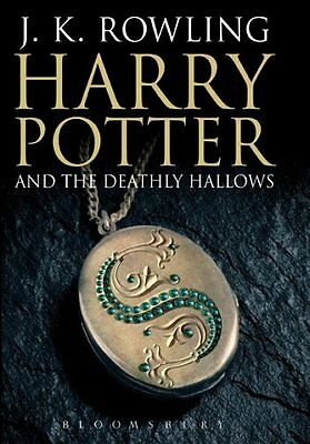 Harry Potter and the Deathly Hallows (Book 7) [Adult Edition] By J. K. Rowling