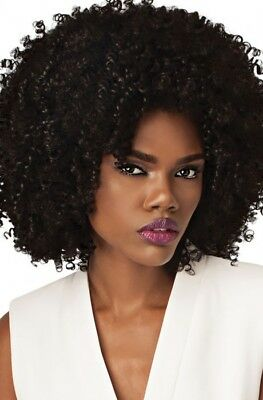 4A-Kinky - Outre Quick Weave Big Beautiful Hair Synthetic Half Wig Tight Curl