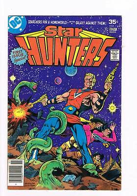 Star Hunters # 1 Junkworld ! premiere grade - 5.0 hot book !!