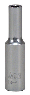 "NEW! ACE Socket 5/32"" SAE,  1/4"" Drive, 6-Point 2197374"