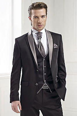 New made Mens Wedding Suits groom tuxedos party suits groomsman tailcoats