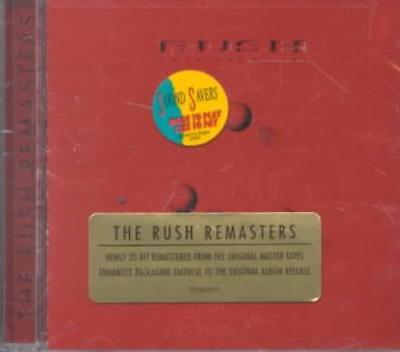 Rush - Hold Your Fire [Remaster] New Cd