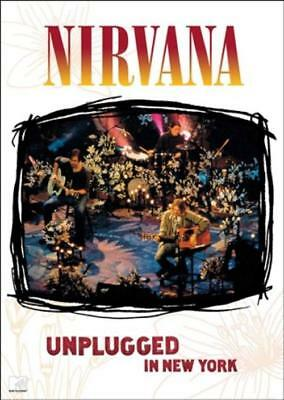 Nirvana - Unplugged In New York New Dvd