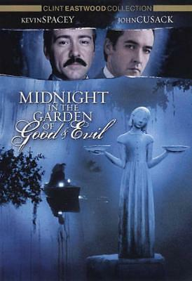 Midnight In The Garden Of Good And Evil New Dvd