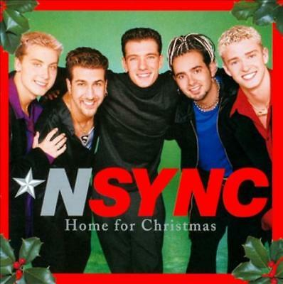 *nsync - Home For Christmas New Cd