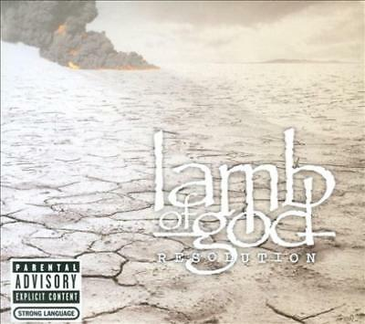 Lamb Of God - Resolution [Pa] [Digipak] New Cd