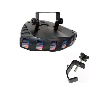 Chauvet DJ Derby X Derby 90 LED RGB Blackout Strobe Lighting with Mounting Clamp