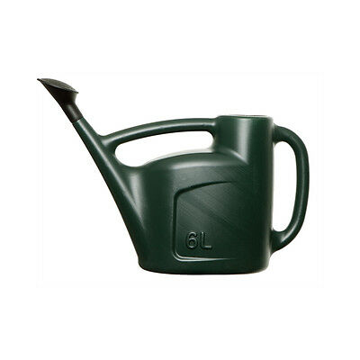 Budget Watering Can Green 6L G28WC06C