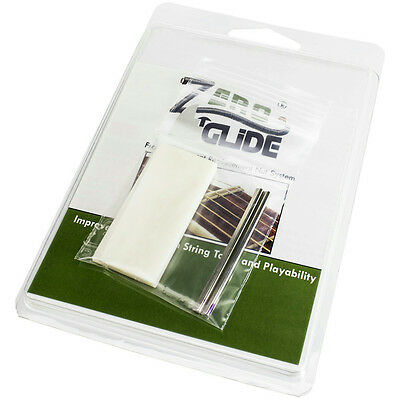 Zero Glide ZB-25 Replacement Nut System for Dobro/Lap Steel Etc, Unslotted