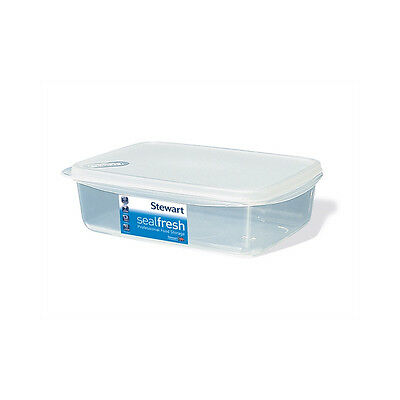 Lunch Box Clear 1L 1376