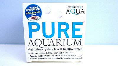 Evolution Aqua Pure Aquarium for a Healthier Cleaner Tropical Aquarium Fish Tank