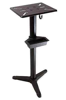 WEN 4288 Cast Iron Bench Grinder Pedestal Stand with Water Pot,Free Shipping,New