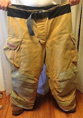 Globe G-Xtreme Firefighter Turnout/Bunker Pants  46 x 28 - 2005