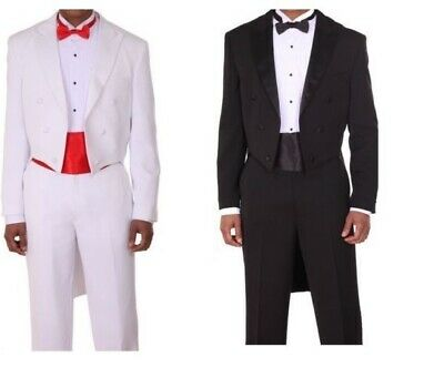 New Tuxedo suit with Tail,  by Milano Moda or Fortino Landi T505