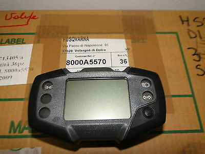 HUSQVARNA WR 125 250 NEW TACHO Meter Elektronisch DIGITAL Speedometer Cruscotto