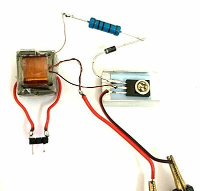 DIY kit DC High voltage Generator Inverter Electric Ignitor for 18650 Battery