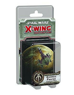 Star Wars X-Wing Kihraxz Fighter X Wing Expansion Pack Fantasy Flight Games