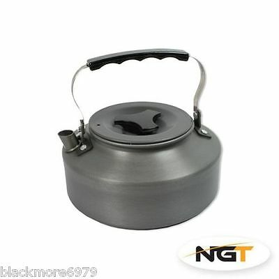 NGT Carp Fishing 1.1 kettle  for carp camping  FREE POSTAGE