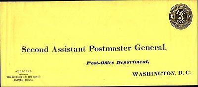 2nd Assistant Postmaster General Scott UO7 Combined Shipping