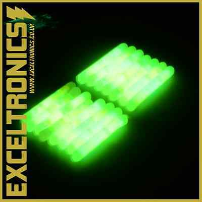 Glow Sticks Sea Coarse Carp Fishing Float Fluorescent Rod Tip Night Fish Lights