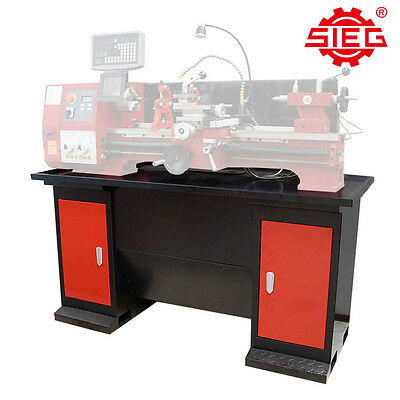 Machine Stand/Cabinet with Oil Tray for SIEG C8/ SC8 / C10 / SC10 Lathe