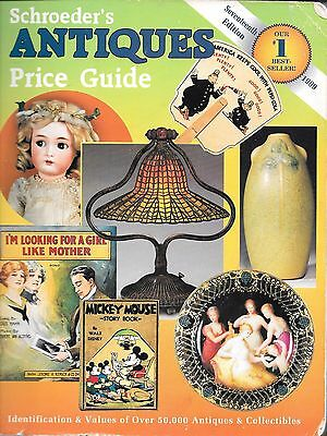 Schroeder's Antiques Price Guide (1999)
