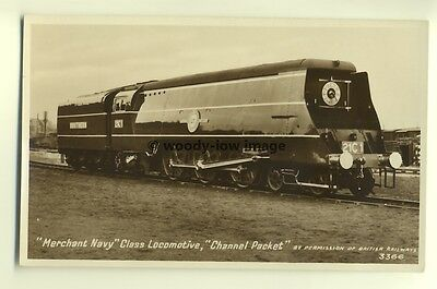 ry445 - Southern Railway Engine no 21C1 Channel Packet - postcard