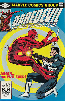 DAREDEVIL 183...NM-...1982...Punisher....Frank Miller,Klaus Janson...Bargain!